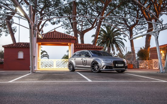 Audi A6 Wide Body Kits