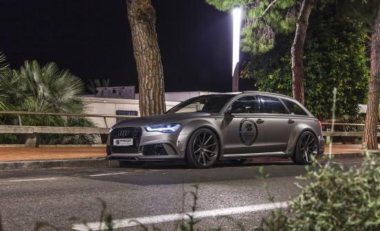 Prior-Design Audi A6-RS6 Avant PD600R