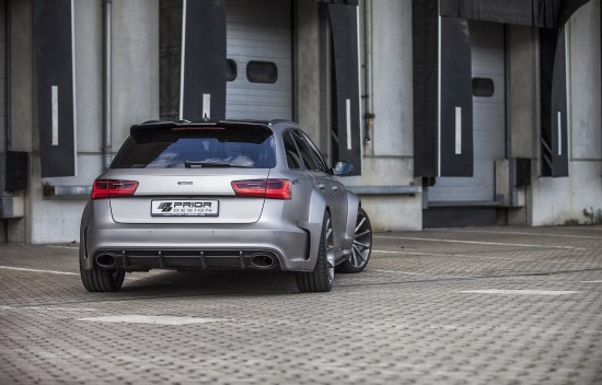 Prior-Design Audi A6-RS6 Avant PD600R