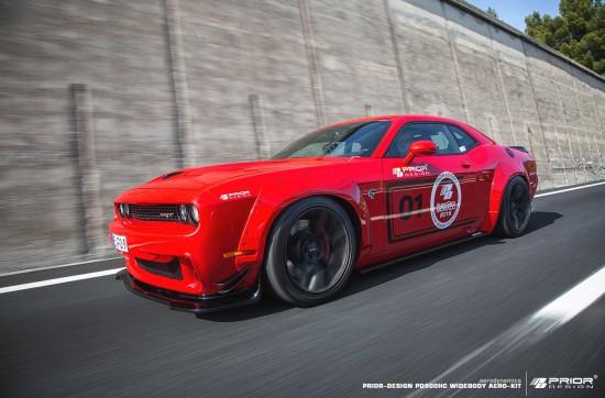 Prior-Design Dodge Challenger Hellcat