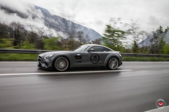 Prior-Design Mercedes-AMG GT S