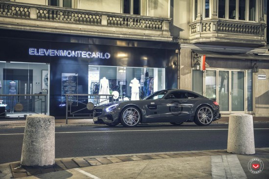Prior-Design Mercedes-AMG GT S