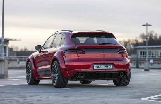 Prior-Design Porsche Macan PD600M