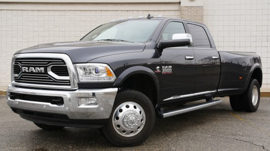 Ram 3500 Limited