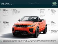 2016 Range Rover Evoque Convertible, 1 of 41