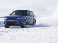 2016 Range Rover Sport SVR at Arctic Silverstone, 2 of 13