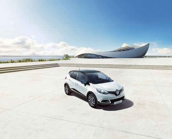 Renault Captur Wave Limited Edition