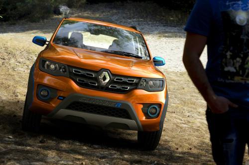 Renault KWID Racer и KWID Climber