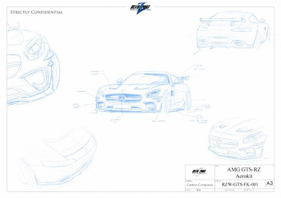 RevoZport Mercedes-AMG GTS-RZ
