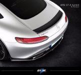 2016 RevoZport Mercedes-AMG GTS-RZ, 4 of 5