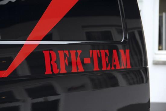 RFK Tuning Volkswagen T5 Bus