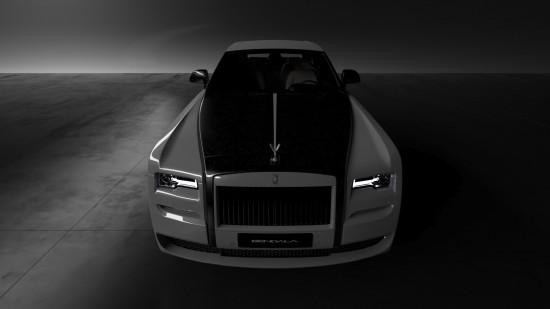 Rolls-Royce Bengala Automotive and Vitesse Audessus Project