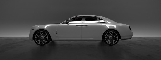 Rolls-Royce Bengala Automotive and Vitesse Audessus Project