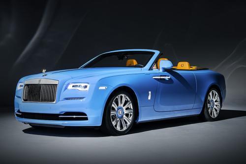 Rolls-Royce Dawn cabriolet