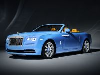 2016 Rolls-Royce Dawn Cabriolet in Bespoke Blue , 1 of 5