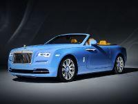 2016 Rolls-Royce Dawn Cabriolet in Bespoke Blue , 1 of 5
