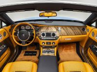 2016 Rolls-Royce Dawn Cabriolet in Bespoke Blue , 2 of 5
