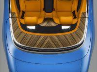 2016 Rolls-Royce Dawn Cabriolet in Bespoke Blue , 3 of 5
