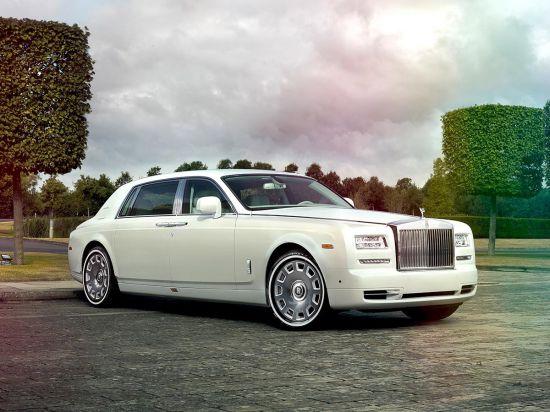 Rolls-Royce Phantom Jade Pearl