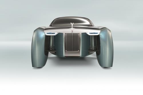 Rolls Royce vision next-100