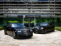 2016 Rolls-Royce Wraith Black Badge and Ghost Black Badge , 1 of 2
