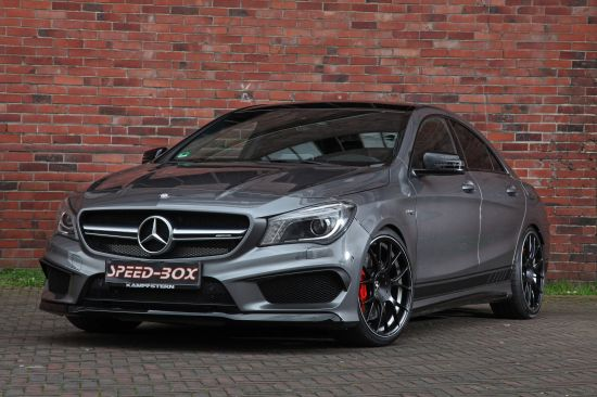 SCHMIDT Revolution Mercedes-AMG CLA 45