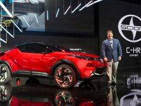2016 Scion C-HR Concept, 2 of 10