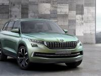 2016 Skoda VisionS Concept , 1 of 2