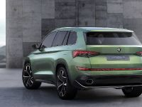 2016 Skoda VisionS Concept , 2 of 2