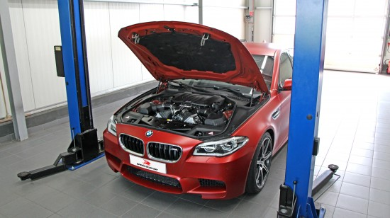 Speed Buster BMW M5 F10