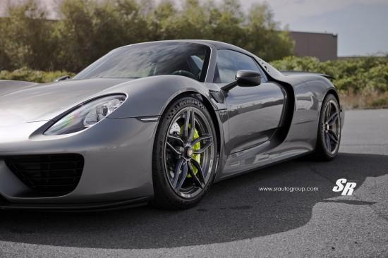 SR Auto Porsche 918 Spyder