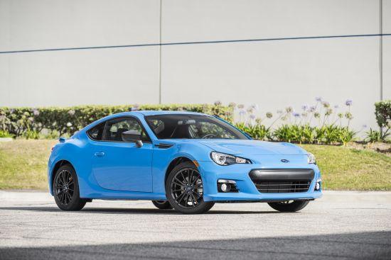 Subaru HypeBlue models