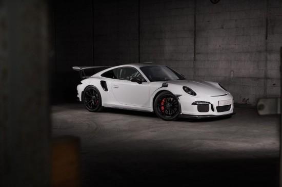 TECHART Porsche GT3 RS