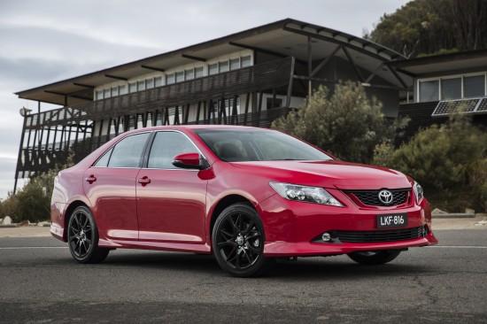Toyota Aurion Sportivo