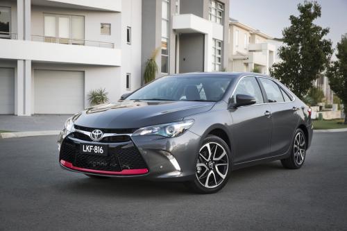 2016 Toyota Camry Ftara SX - facelift