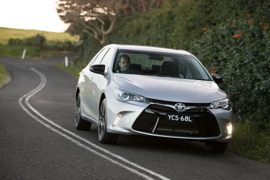 Toyota Camry RZ Special Edition