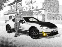 2016 Toyota GT86 Initial D Concept, 1 of 6