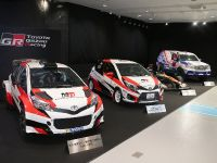 2016 Toyota Racing Vehicles, 3 of 7