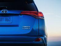 2016 Toyota RAV4 Hybrid Teaser, 1 of 2