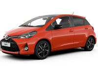 2016 Toyota Yaris Orange Edition , 1 of 3