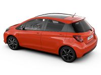 2016 Toyota Yaris Orange Edition , 2 of 3