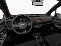 2016 Toyota Yaris Orange Edition , 3 of 3