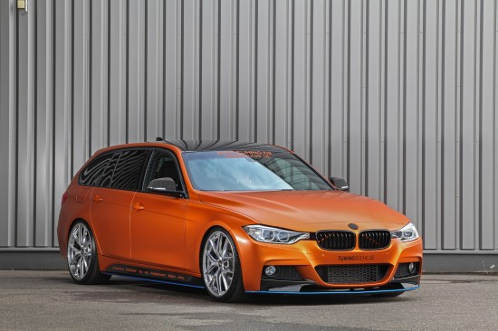 Tuningsuche BMW 328i Touring F31