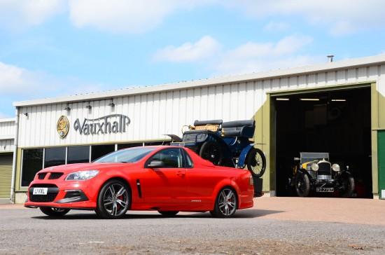 Vauxhall VXR8 Maloo LSA