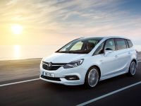 2016 Vauxhall Zafira Tourer , 3 of 5