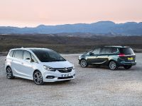 2016 Vauxhall Zafira Tourer , 4 of 5