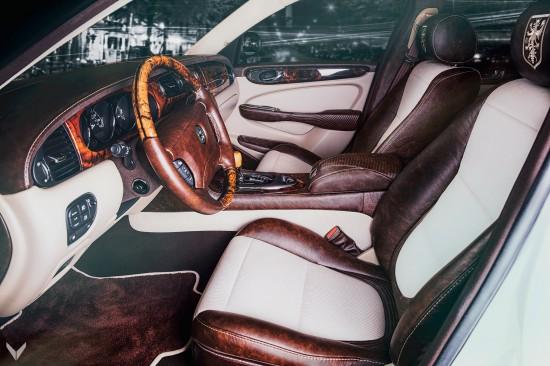 Vilner Jaguar XJ Single Malt