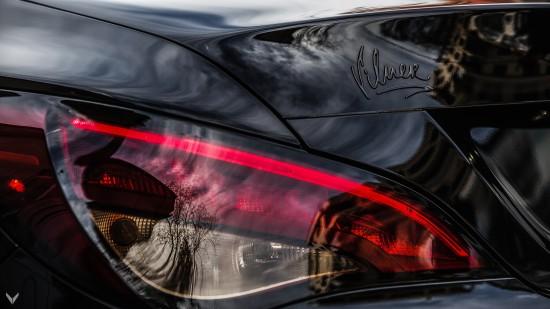 Vilner Mercedes-Benz Vision CLA 250