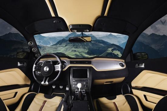 Vilner Shelby Mustang GT500 Super Snake Anniversary Edition