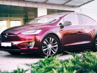 2016 Vilner Tesla Model X P90D , 3 of 24